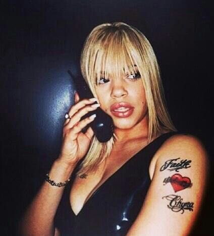 Happy 48th Birthday, to the First Lady of Bad Boy, Faith Evans Favorite Faith song?