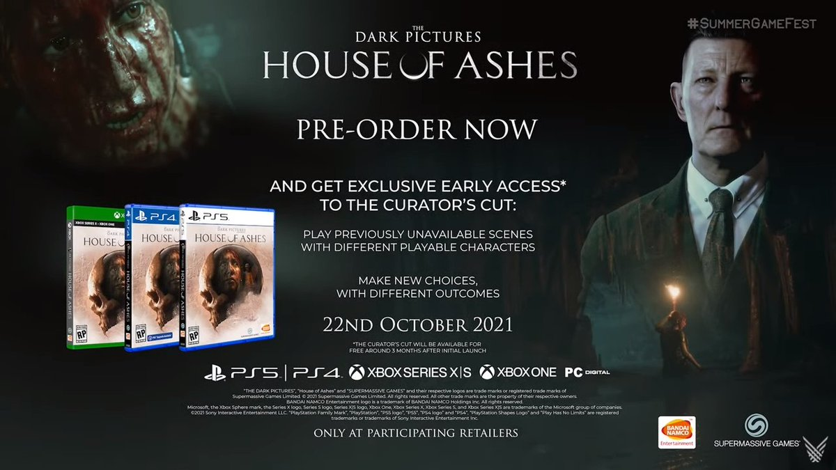 @4GamerNews's photo on House of Ashes