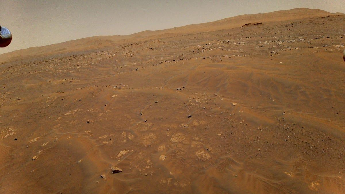 RT @Gizmodo: NASA's Perseverance Rover Is Finally Hitting the Road on Mars
