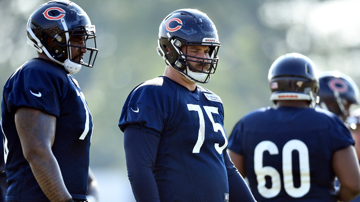 @nbcchicago's photo on Kyle Long