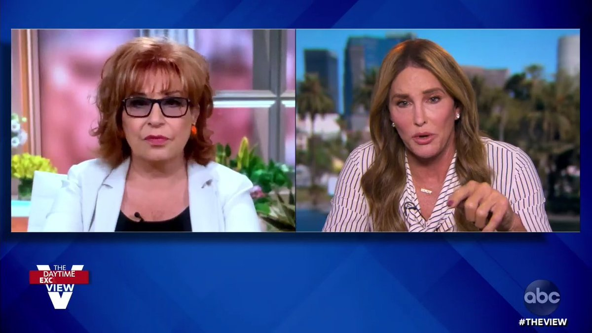 @TheView's photo on Caitlyn Jenner