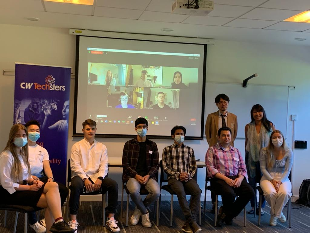 Delighted that our #HChangemaker student, #AkaashThao, was selected to participate in the inaugural #CWTechsters #bootcamp which supports the #nextgeneration of #digital leaders! A fantastic initiative!  #5G  #techforgood @cambwireless @HomertonCollege @zahidtg @PatChan288 https://t.co/Qbz5ZkGkPO