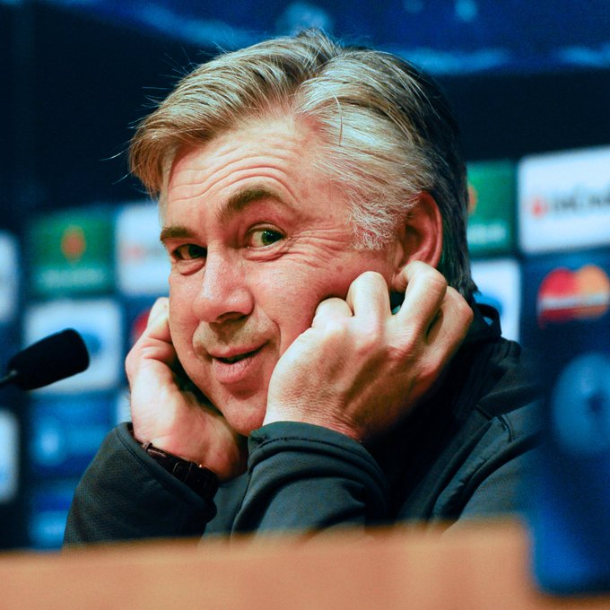 Happy birthday, Carlo Ancelotti! -   Champions League Trophies - League titles in