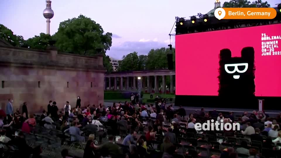 The Berlin Film Festival, also known as the 'Berlinale,' opened on June 9 with the film 'The Mauritanian' #BerlinaleSummerSpecial https://t.co/PCqwCYSjRa