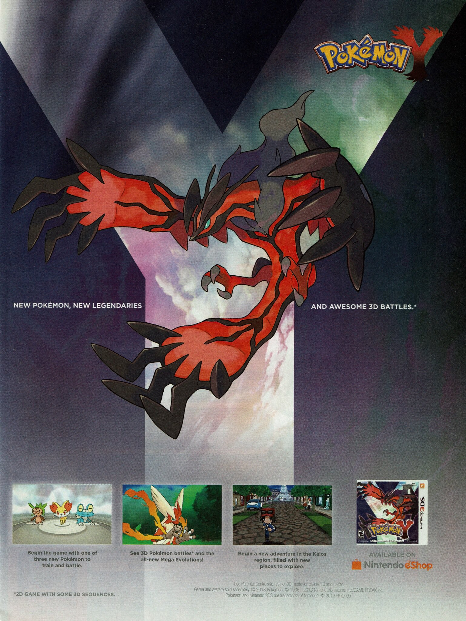 Pokemon Mega Adventure Controls