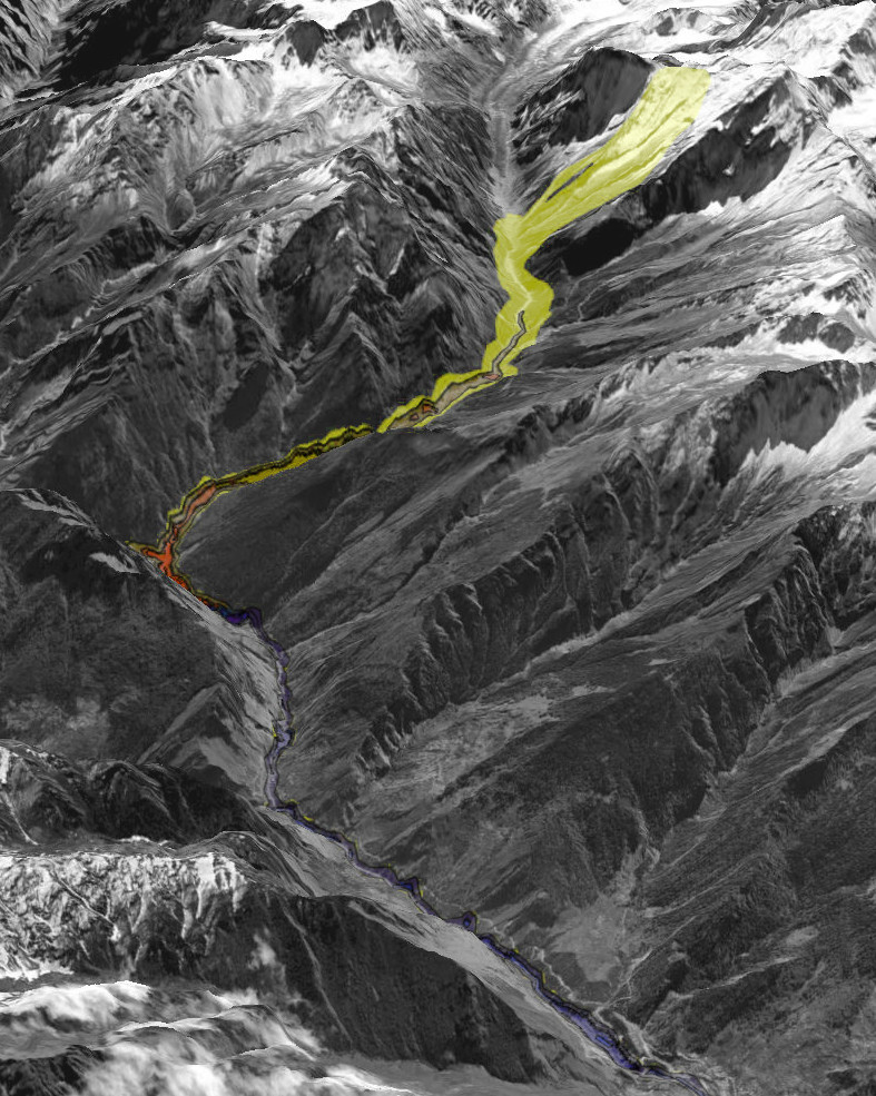On Feb 7, a torrent of water, debris, & ice cascaded down Ronti Gad, Rishiganga, & Dhauliganga valleys in Uttarakhand, India. Today in @sciencemagazine, @waterSHEDlab & colleagues provide a comprehensive explanation of the event & ensuing disaster 1/n https://t.co/oQoBFx3wSw