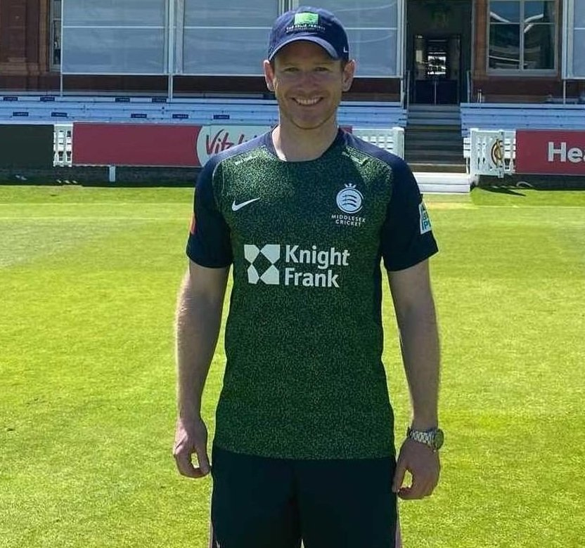 Loving the Felix Project special edition Middlesex T20 shirt 🔥 https://t.co/xI0rQU8LWH