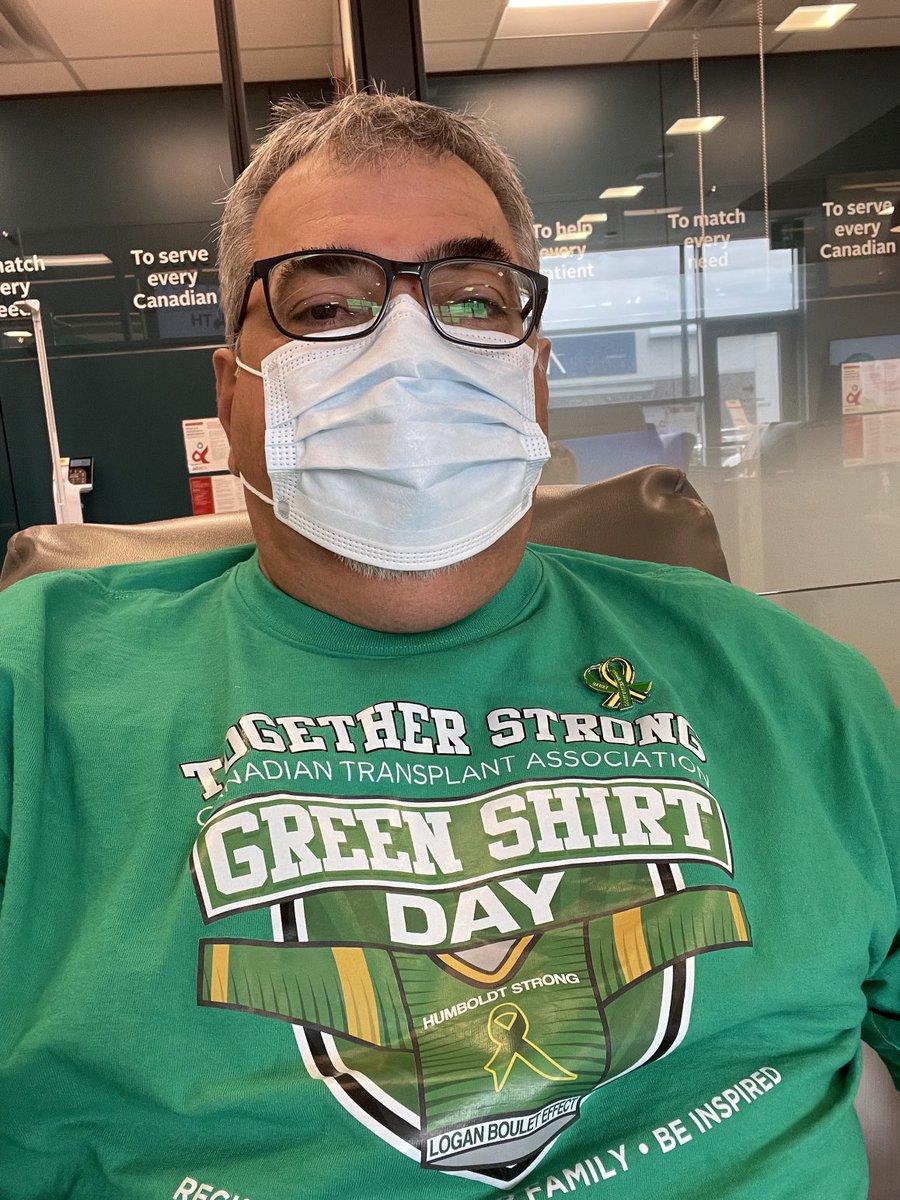 GreenShirtDay photo
