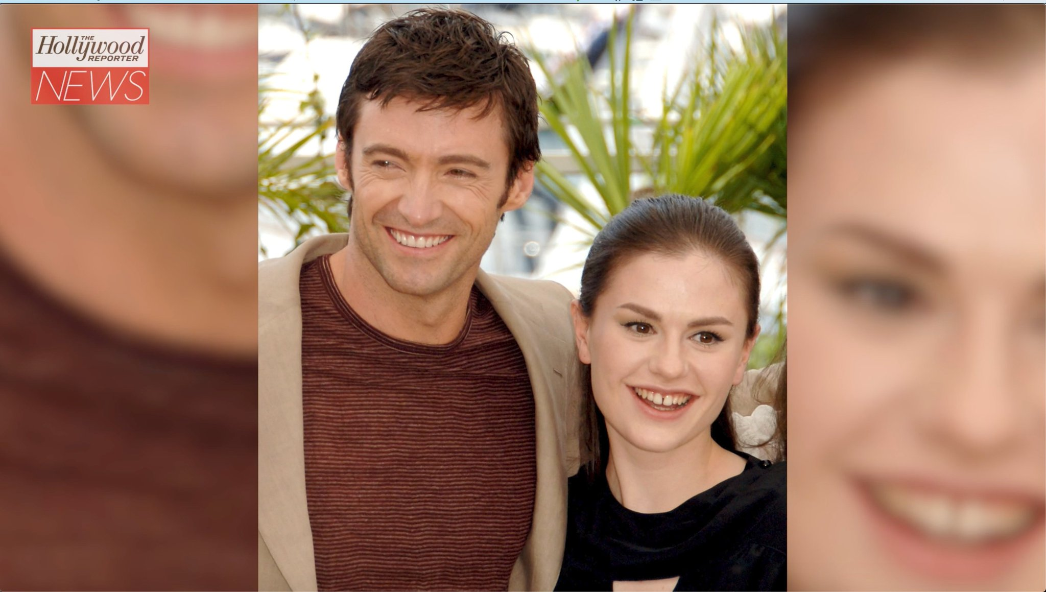 Anna Paquin Says Hugh Jackman Was Brutalized While Making the First X-Men Movie I THR News Photo