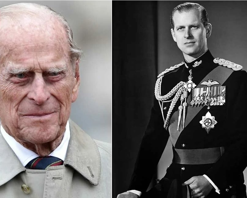 Happy birthday sir. Would have been 100 today. What a fella. Prince Philip I for one have tipped one for you today x