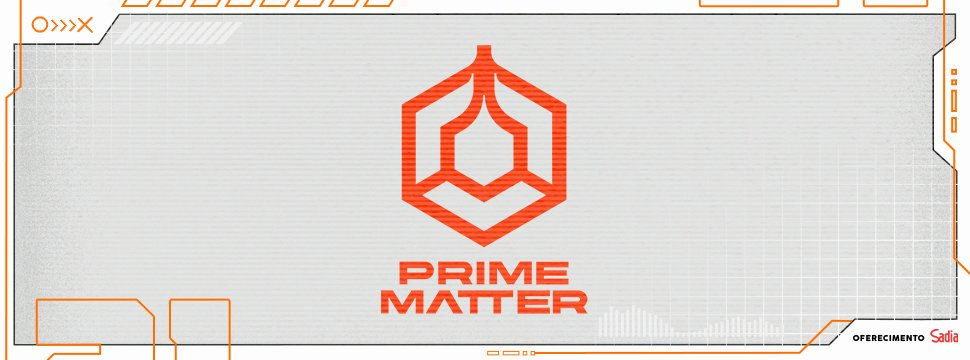 @TheEnemyBR's photo on Prime Matter