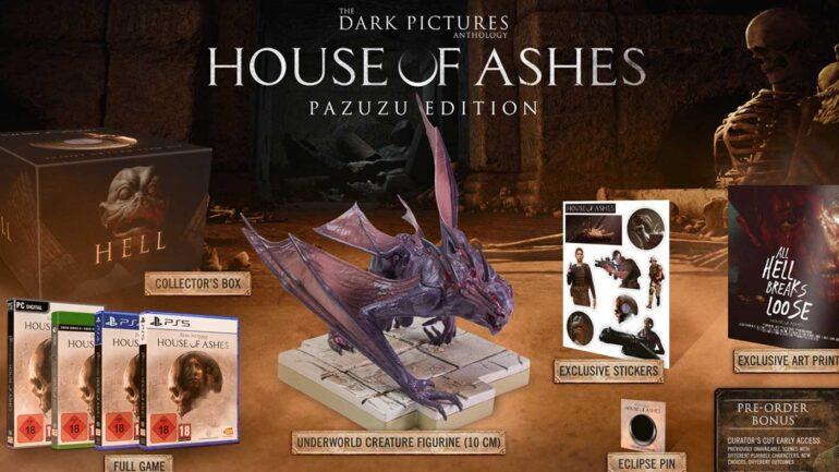 @PressStartAU's photo on House of Ashes
