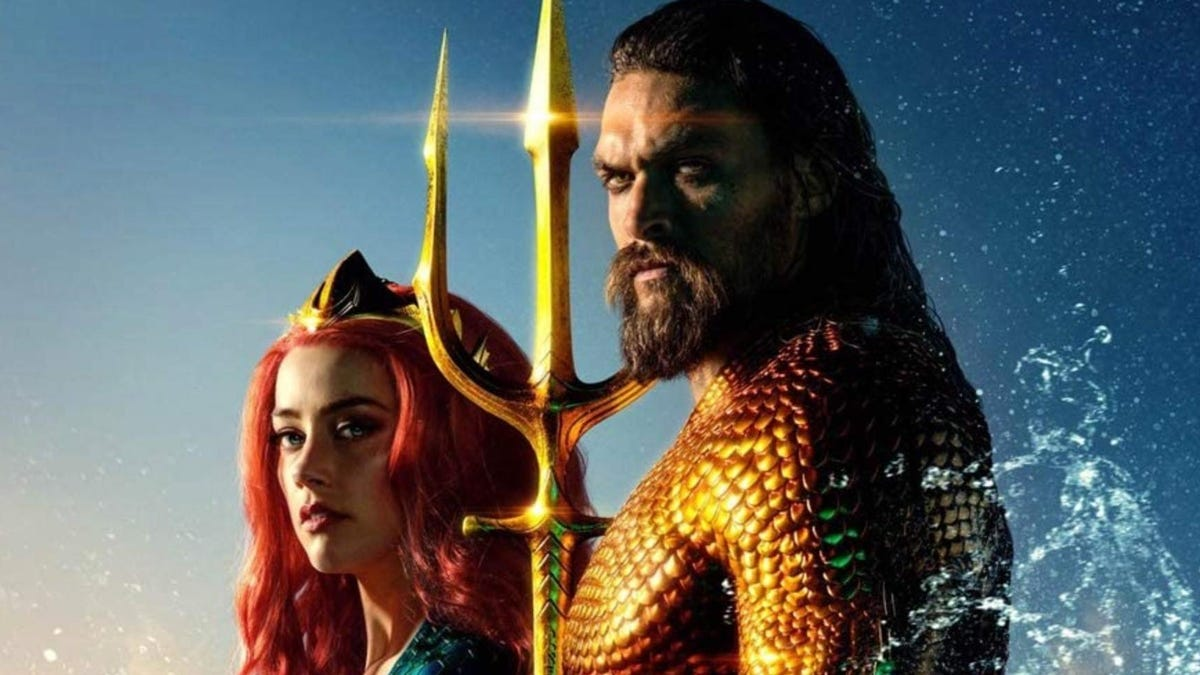 RT @Gizmodo: Aquaman 2's Full Title Was Just Revealed By James Wan