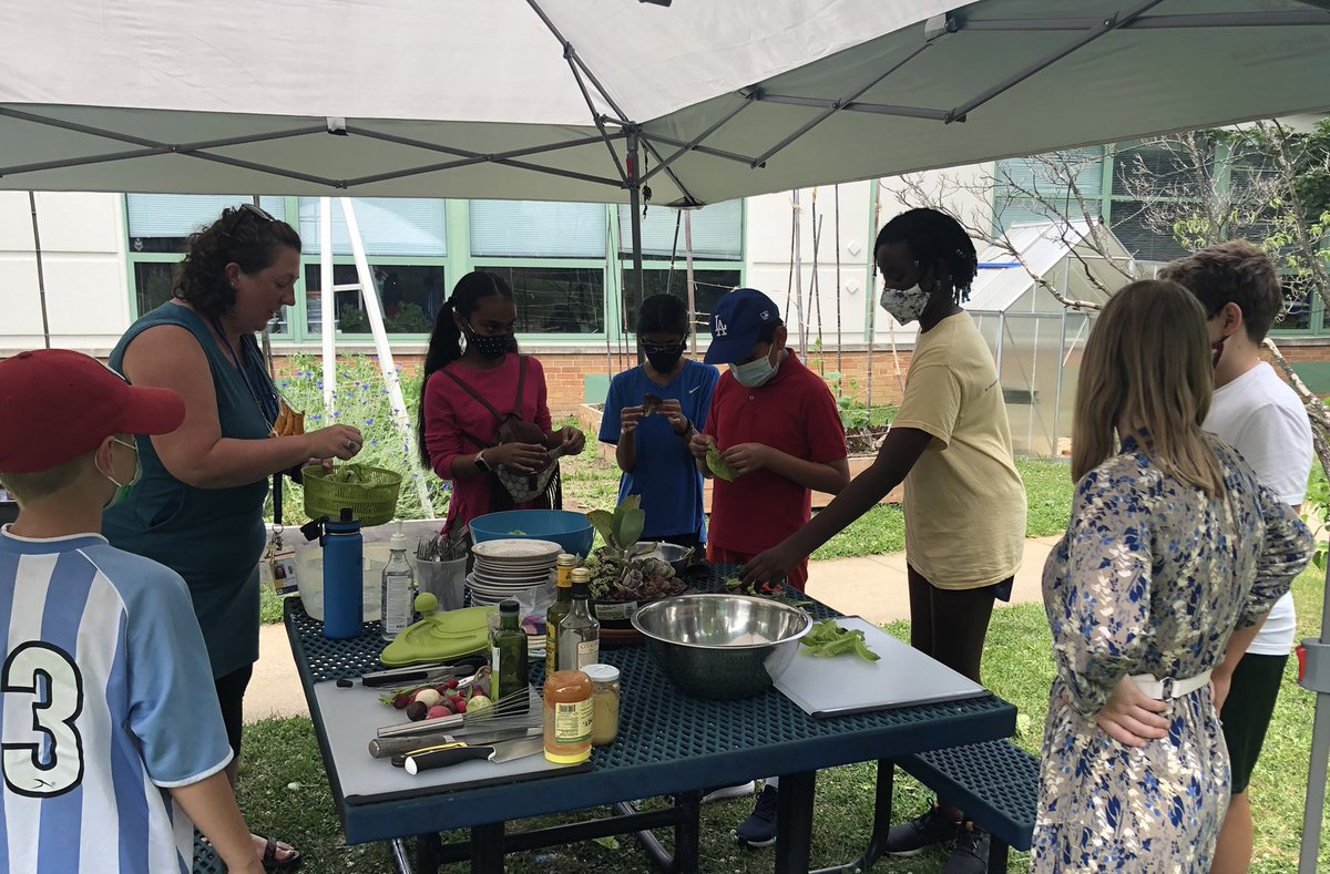 A última colheita para estes alunos da 5ª sérieAPS'> @MsKrippnerAPShttps://t.co/jcwFz57YV5