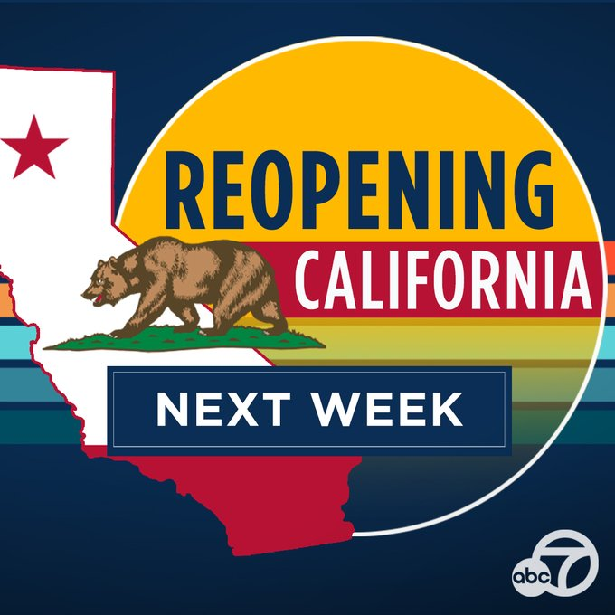 California Reopens on June 15: What to Know Photo