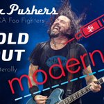 Image for the Tweet beginning: Foo Fighters to Allow Vaccinated