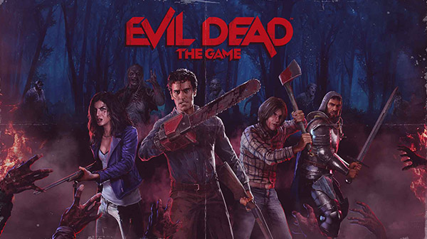 RT @gematsucom: Evil Dead: The Game gameplay overview trailer, screenshots https://t.co/sfjN3gFP0f https://t.co/0rbqXnAot6