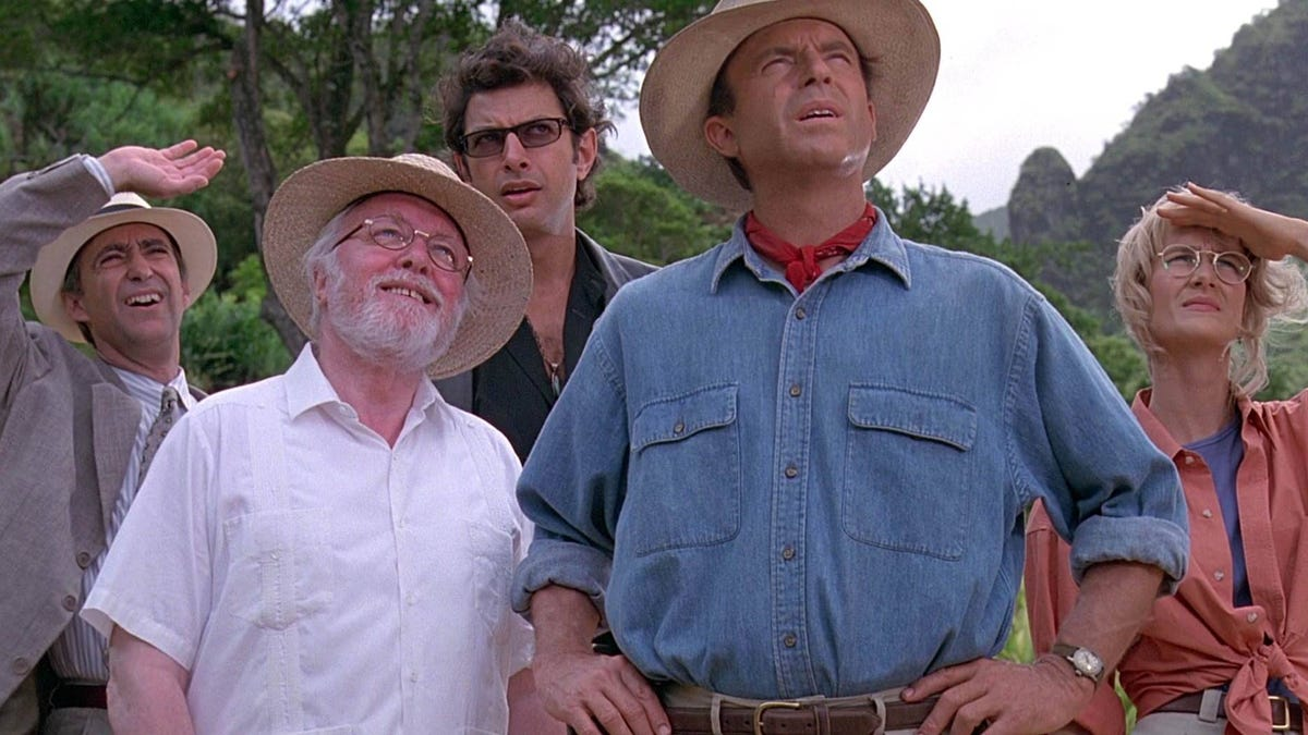 RT @Gizmodo: Jurassic World: Dominion's Main Characters Will Have Parallel Storylines