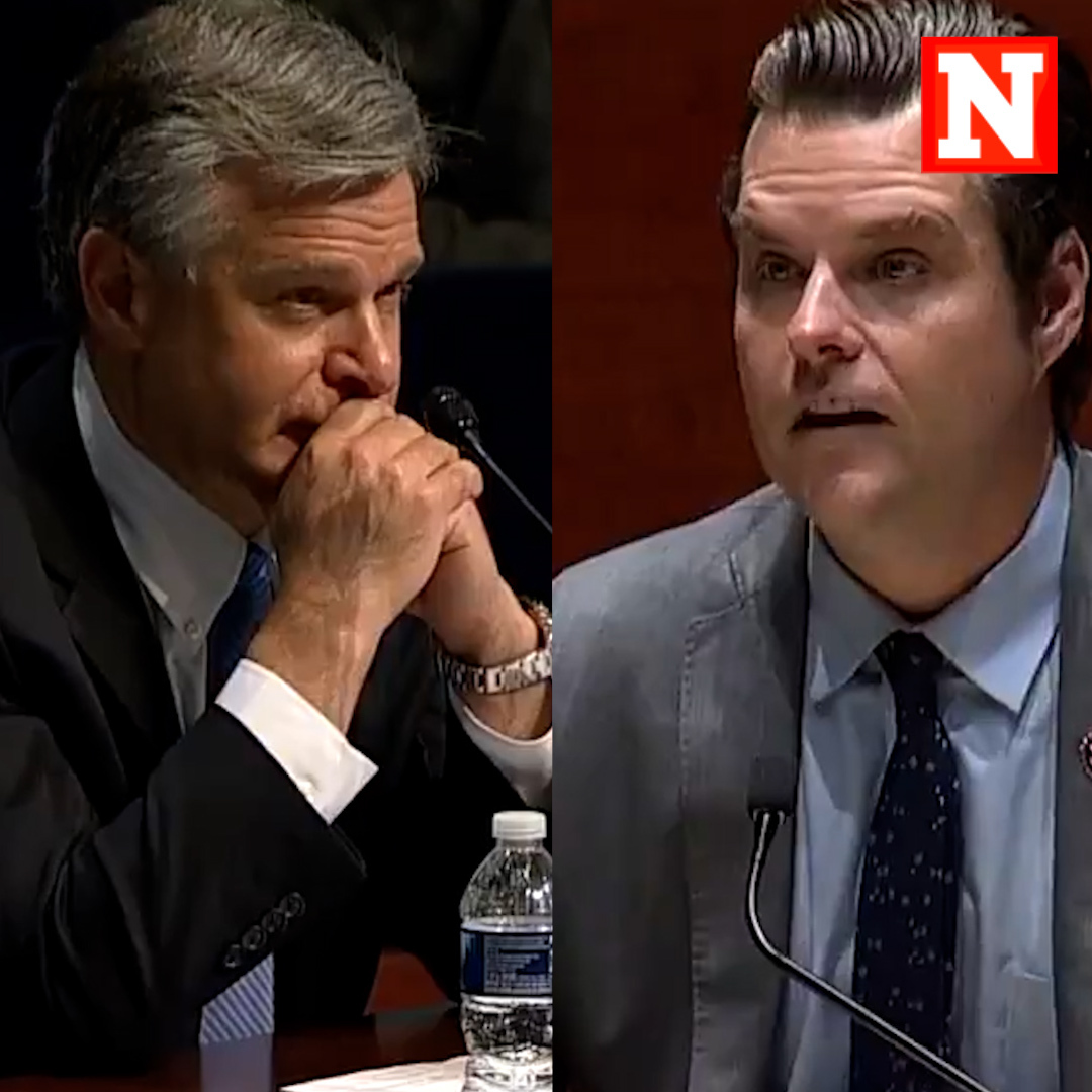 Republican Rep. Matt Gaetz grilled FBI Director Christopher Wray on what the bureau knows about the origins of coronavirus during Wray's testimony before the House Judiciary Committee. https://t.co/fSb64JWTeO