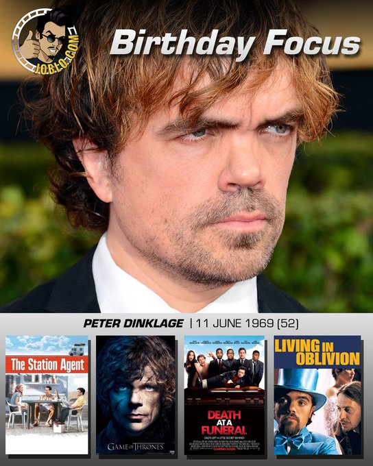Wishing Peter Dinklage a very happy 52nd birthday!