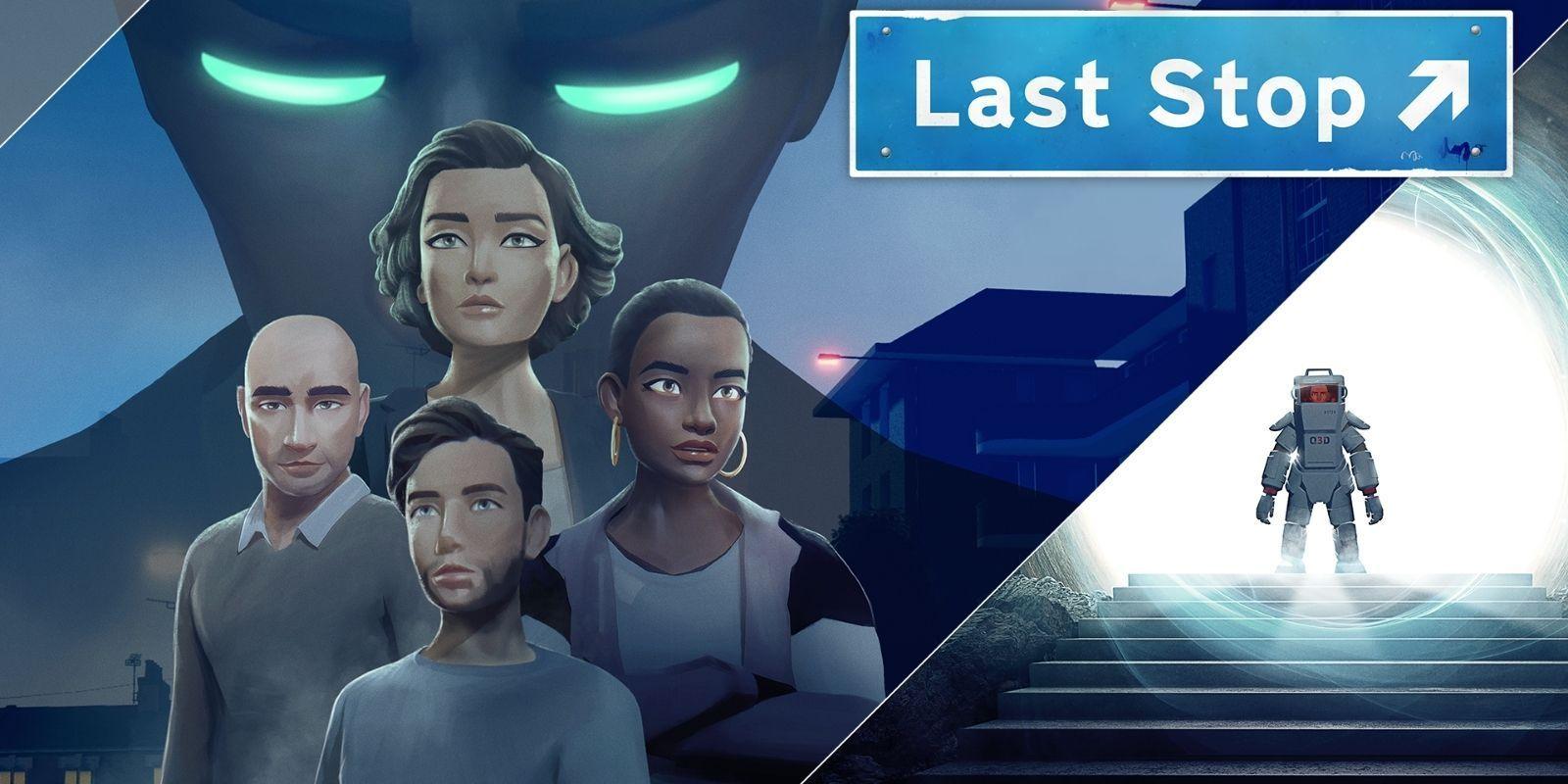 Last Stop game