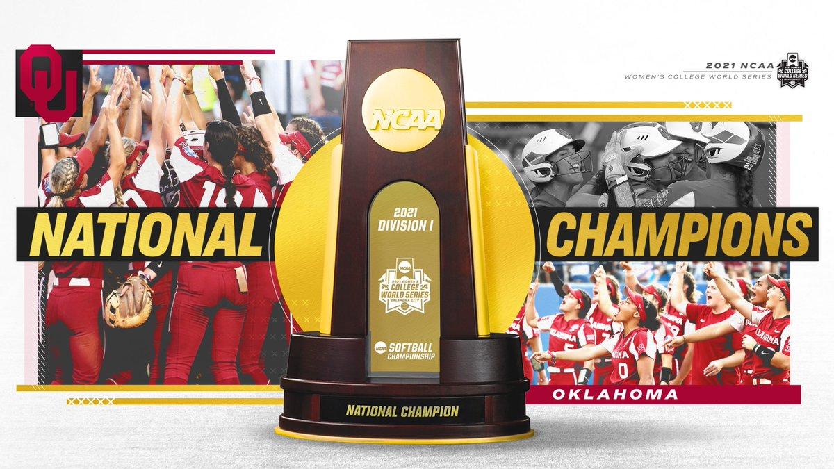 @NCAAsoftball's photo on Sooners