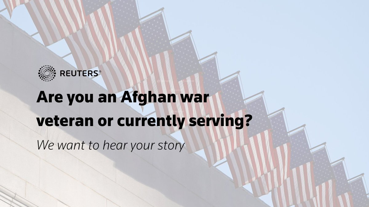 Are you a woman veteran or currently serving? We'd like to hear your thoughts on President Biden's troop withdrawal from Afghanistan 👉 https://t.co/y2Ka5nAFXs https://t.co/TdlMUoXu1f
