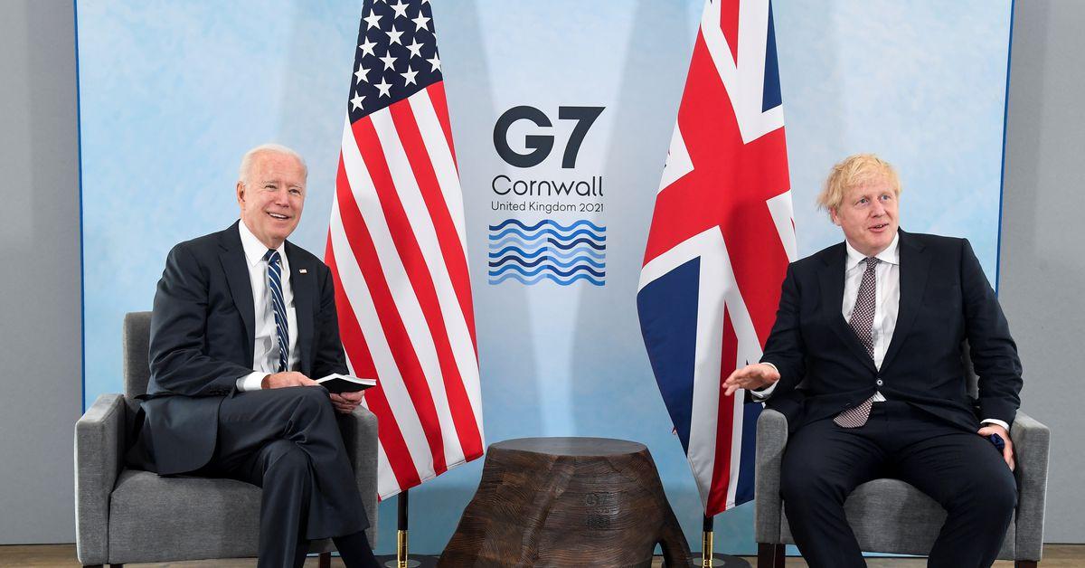 UK's Johnson hails Biden as 'a big breath of fresh air' https://t.co/pKH0yU31DL https://t.co/H4CFRag9If
