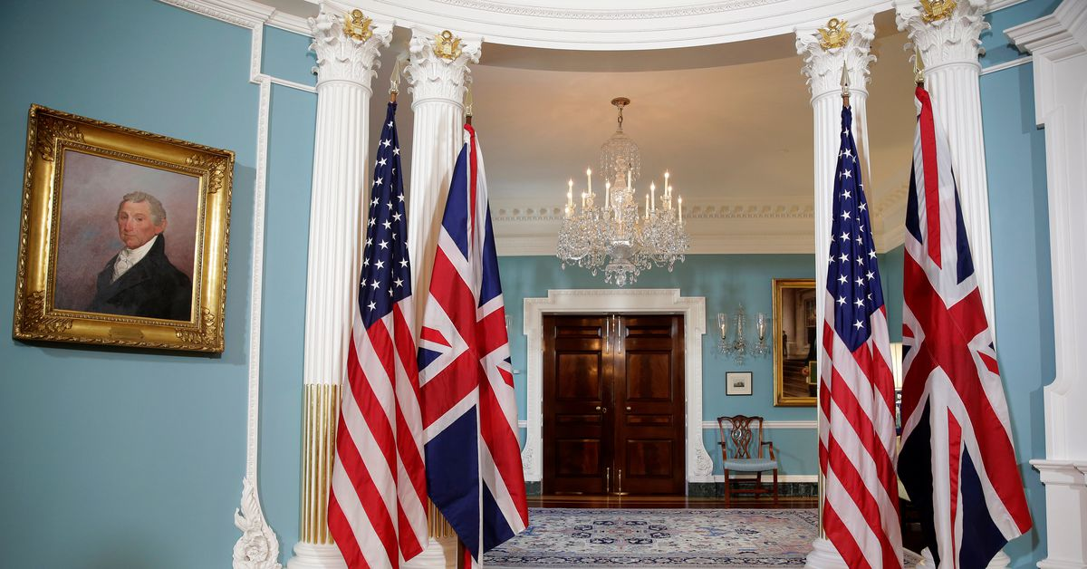 UK and U.S. commit to settle civil aircraft dispute - joint statement https://t.co/6IsPJwnroq https://t.co/UOPGxu1pnE