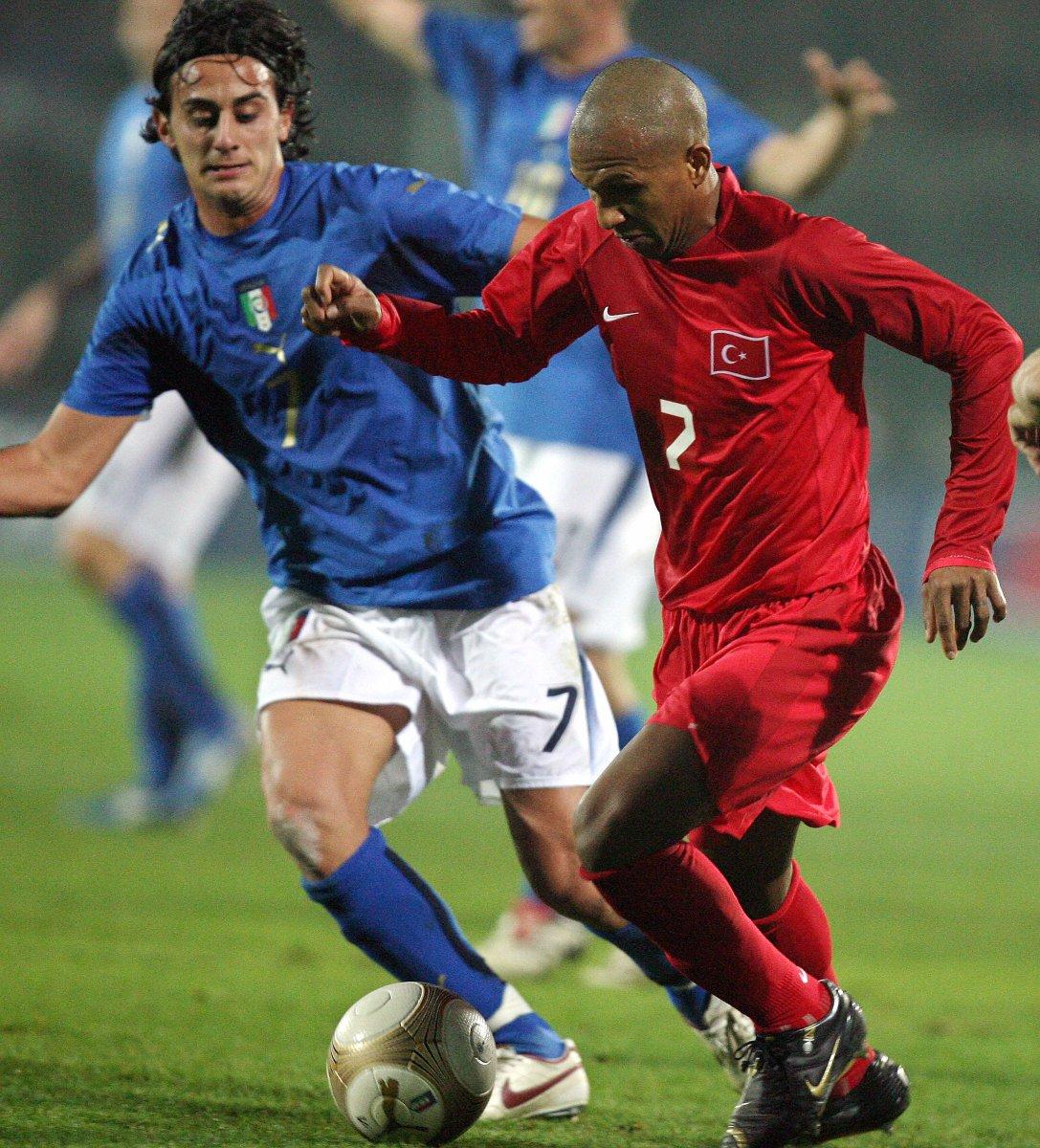 لعب المنتخبين في يورو 2000 خلال الجولة