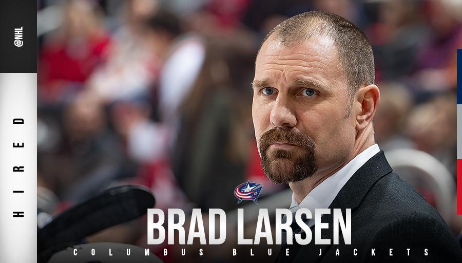 @NHL's photo on Brad Larsen