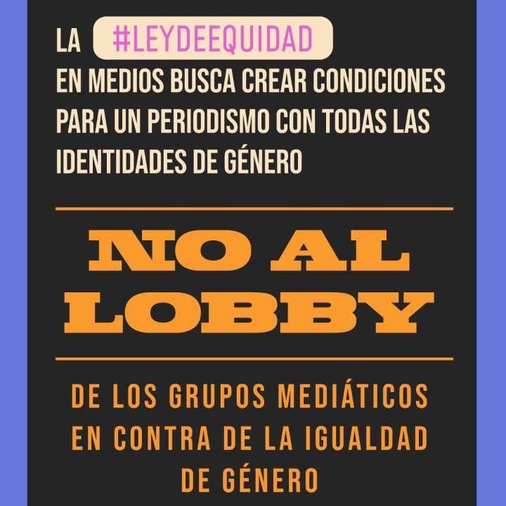 #LeyDeEquidadEnMedios Foto,#LeyDeEquidadEnMedios está en tendencia en Twitter - Los tweets más populares