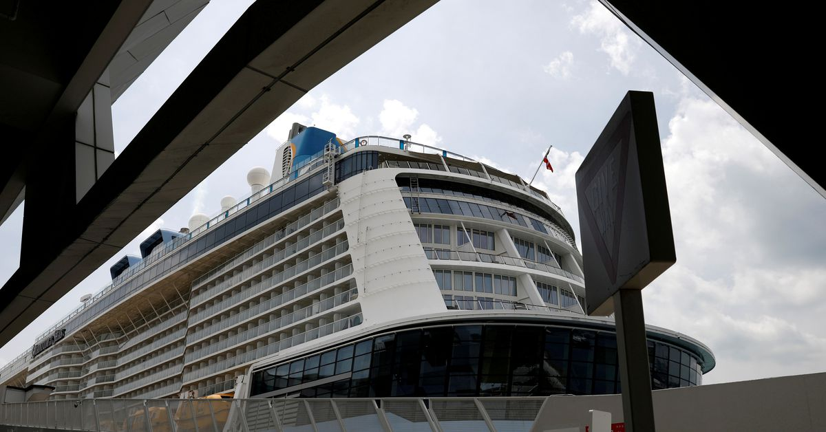 Two guests onboard a Royal Caribbean cruise test COVID-19 positive https://t.co/IwjAAD1O0H https://t.co/XoosRfGenK