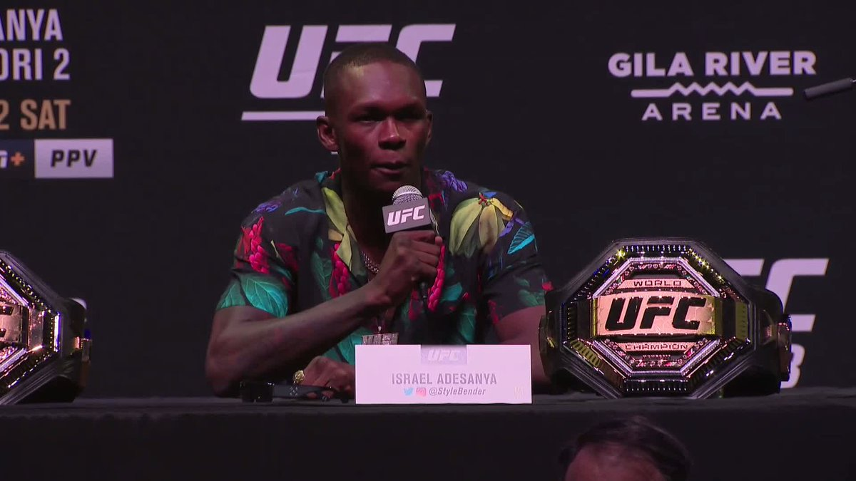 """""""He didn't deserve this, but he stepped up.""""   [ #UFC263 