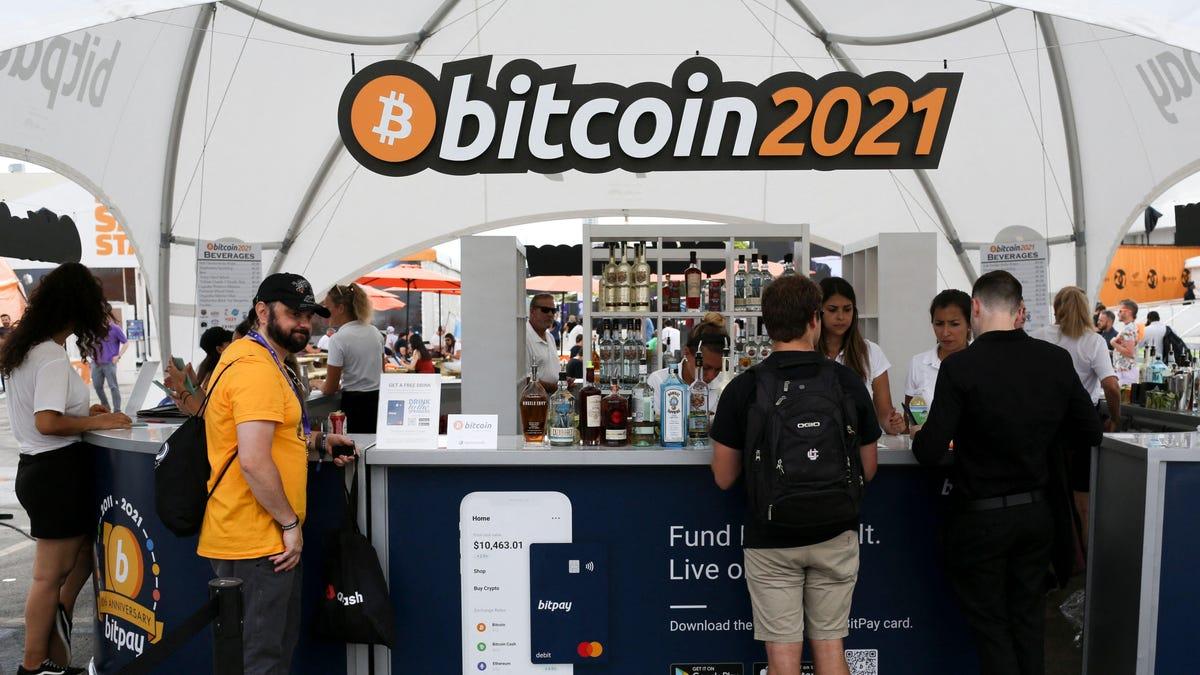 RT @Gizmodo: Miami's Bitcoin Conference May Be the Latest Covid-19 Super Spreader Event