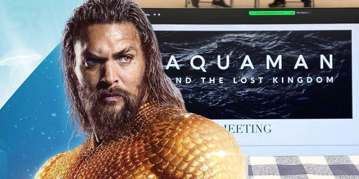 @screenrant's photo on Aquaman and the Lost Kingdom