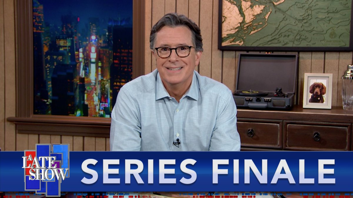 Join @StephenAtHome in bidding a fond farewell to the storage closet set and the 15-month long quarantine edition of A LATE SHOW. #LSSC https://t.co/0I2ogs97o6