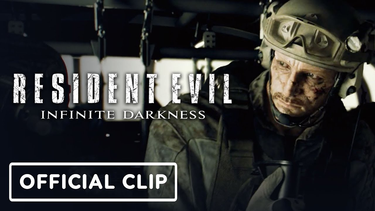 Resident Evil: Infinite Darkness Photo
