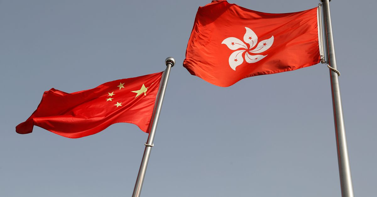 UK report says Hong Kong security law used to 'drastically curtail freedoms' https://t.co/Hv38wWmgJI https://t.co/JmHFJl8Ovo