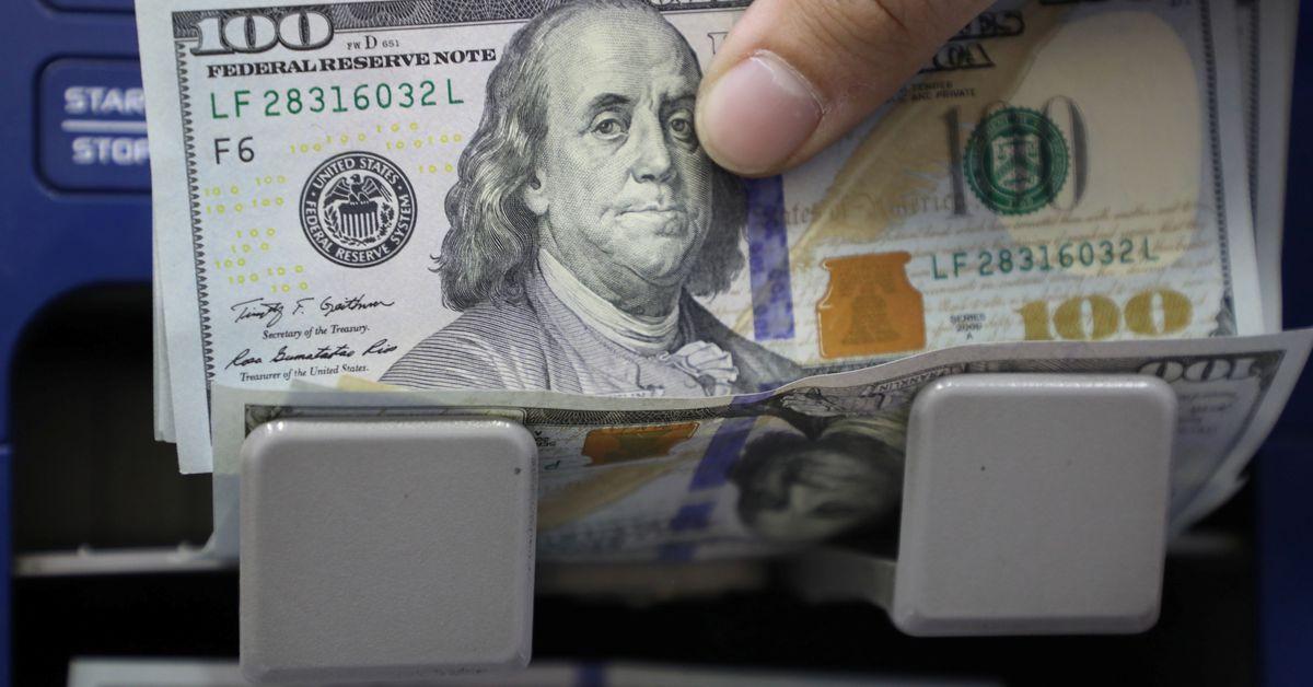 Dollar marooned as investors shrug off inflation spike https://t.co/rFkrHLlMZp https://t.co/cPllmN0GCu