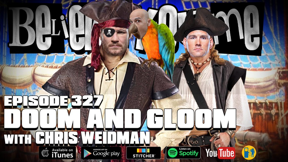 It's a BRAND NEW episode with @bisping and @luisjgomez talking #UFC263 rehabbing injuries and so much more with @chrisweidman!  Get the full audio and video here!  https://t.co/Q0CAjXH8m9 https://t.co/db5qaauKIi