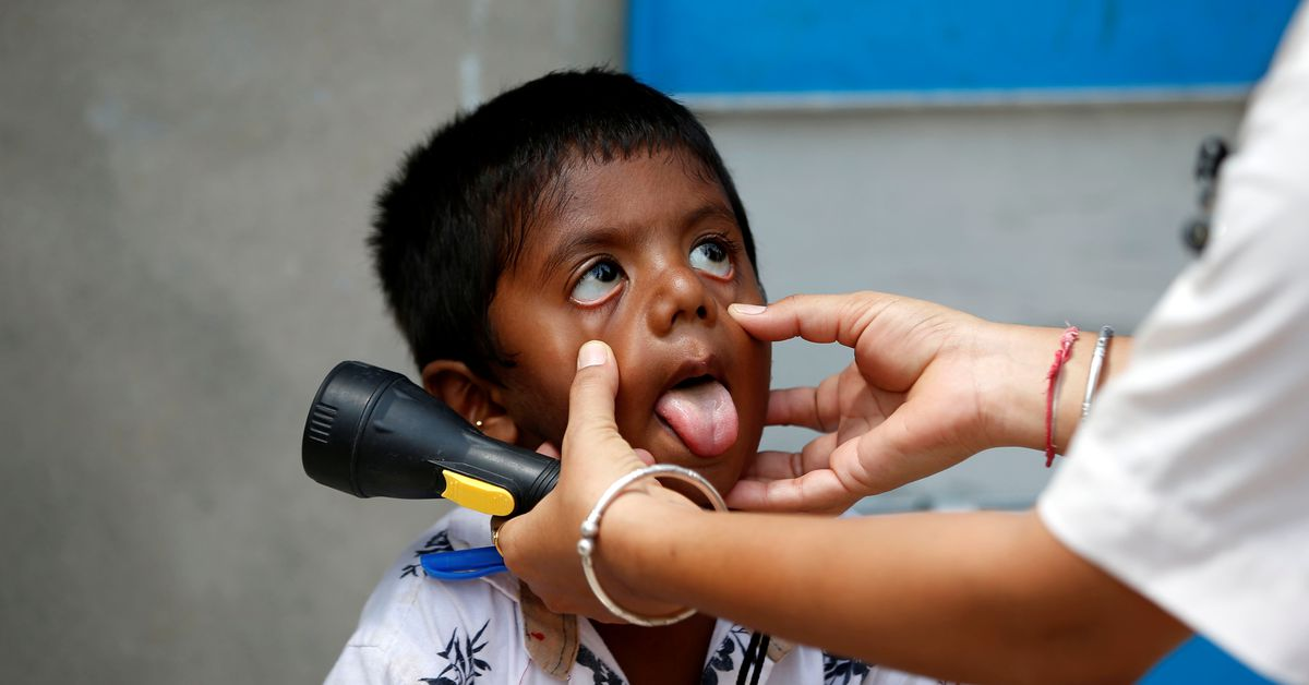 India records 91,702 new COVID-19 cases over past 24 hours Photo