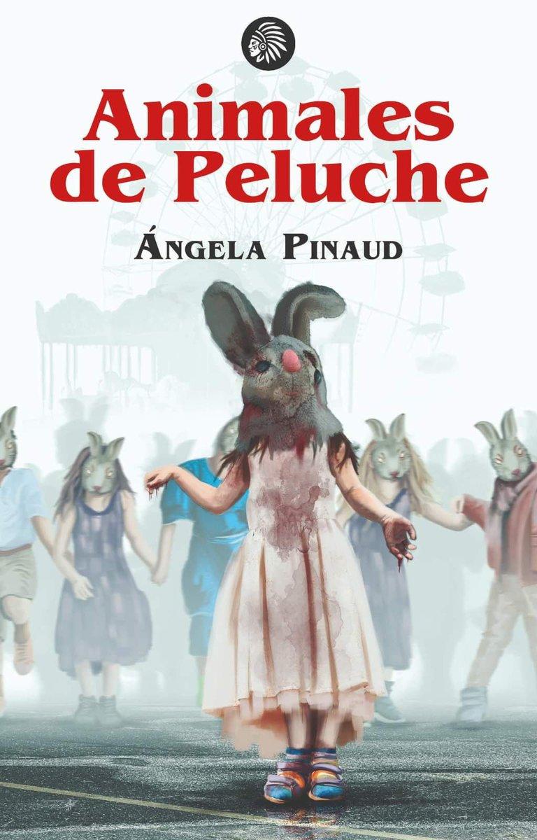 Animales de peluche de Angela Pinaud