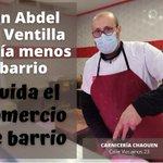 Image for the Tweet beginning: En Ventilla cuidamos nuestro comercio