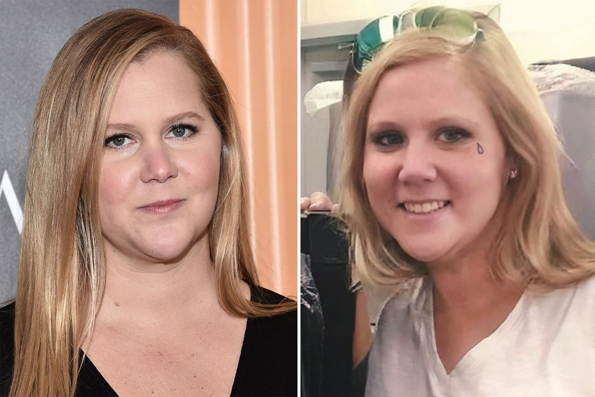 Amy Schumer stunned after doppelgänger spotted at Tennessee truck stop Photo