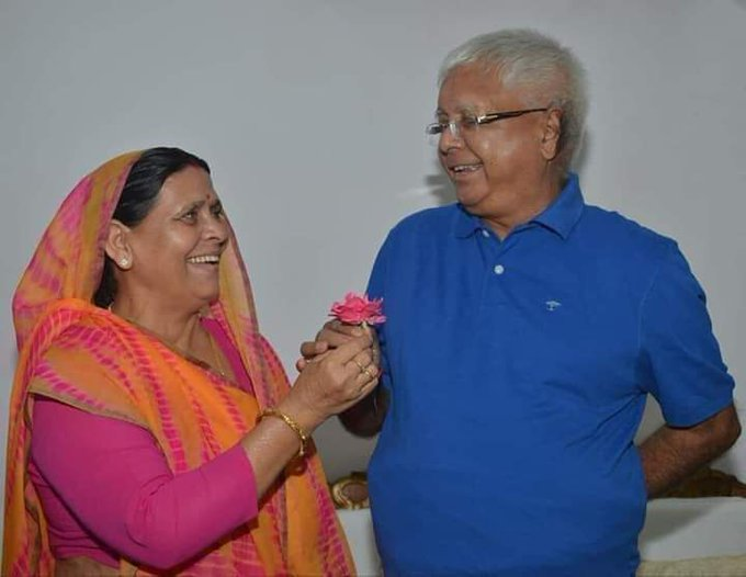 You can love him, you can hate him but can\t ignore him.   Happy Birthday to Lalu Prasad Yadav