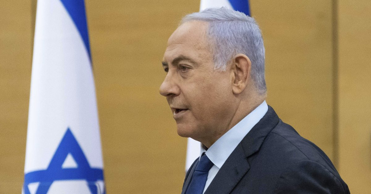Israels Netanyahu lashes out as end of his era draws near Photo