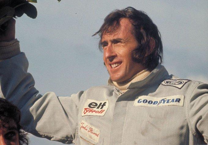 Happy 82th to Sir Jackie Stewart!