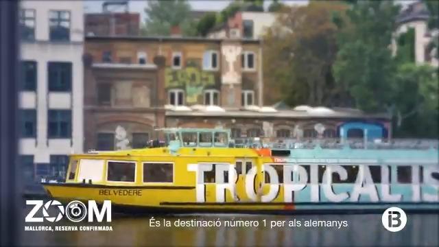 """Image for the Tweet beginning: """"Mallorca segueix sent la destinació"""