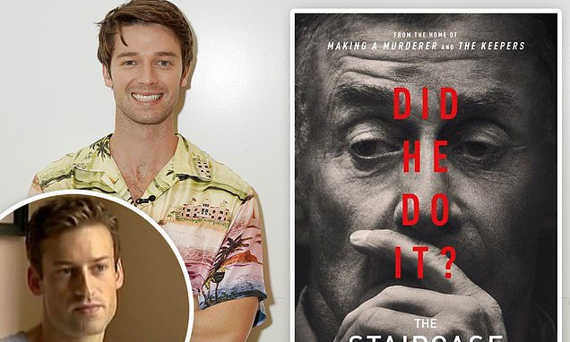 Patrick Schwarzenegger joins the star-studded cast of the HBO series The Staircase Photo